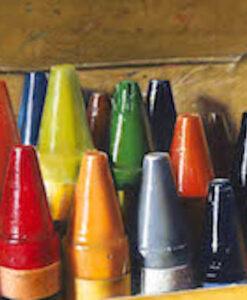 _ 17 Crayons