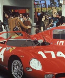 Randy Ford Ferrari