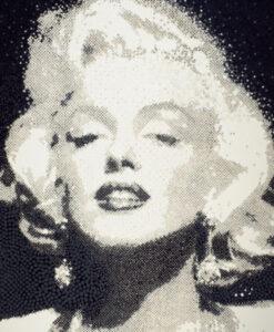 Marilyn Monochrome