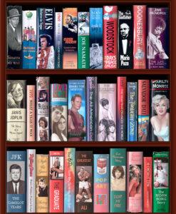 Sinatra My Way Bookcase