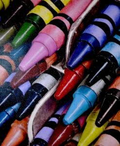 Cesar Santander Crayons