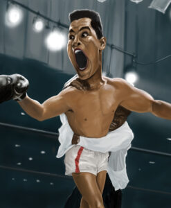 Muhammad Ali I Am The Greatest
