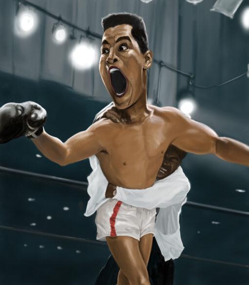 Muhammad Ali I Am The Greatest