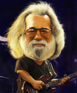 Jerry Garcia Grateful Dead