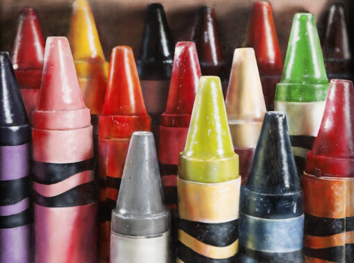 _ Crayola Box
