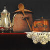 STILL LIFE WITH POT