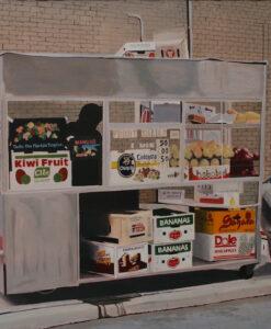Schiff Fruit Stand