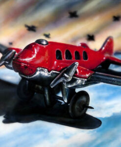 _ Toy Airplane