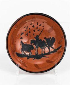 Picador Picasso Madoura Ceramic Ramie 211 Picador