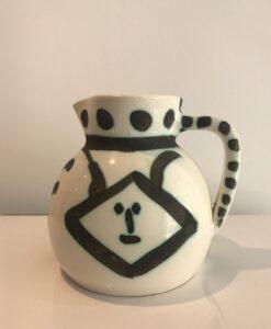 Picasso Madoura Ceramic Ramie 368 Tetes