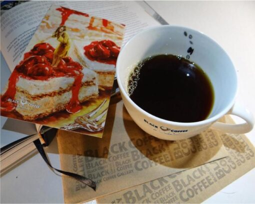 Bloodworth Black Coffee