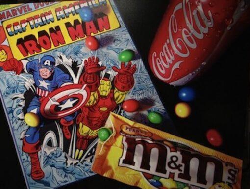 Bloodworth Captain America