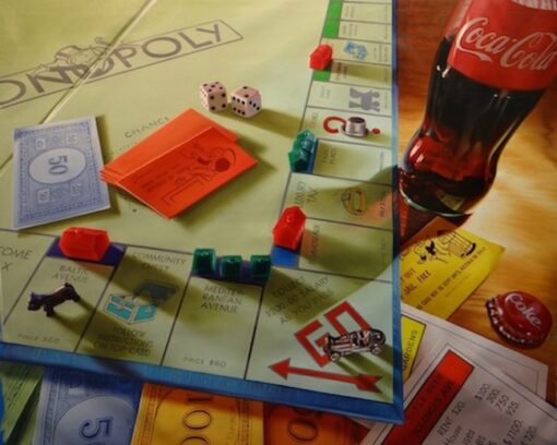 Bloodworth Monopoly GO