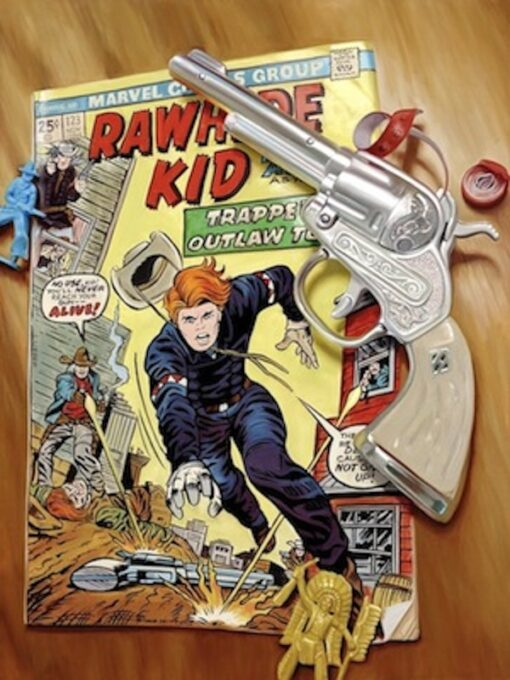 Bloodworth Rawhide Kid