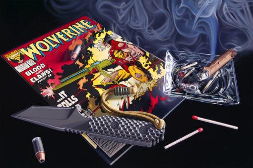 Bloodworth Wolverine