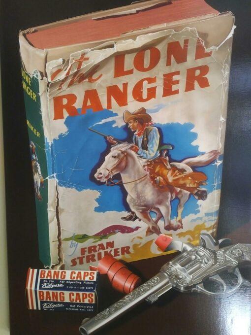 Lone Ranger 000