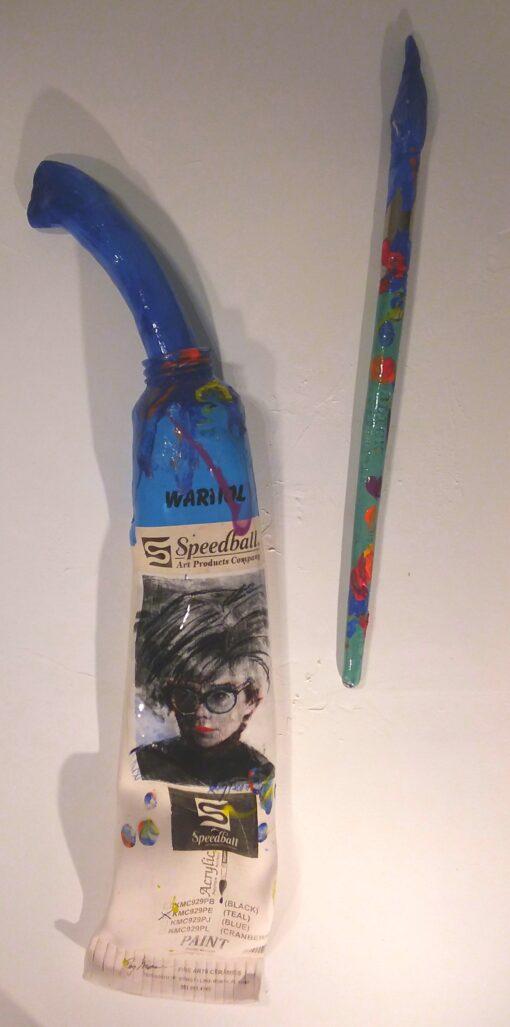 Blue Warhol 05