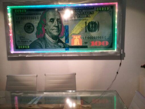 Dollar Bill 001