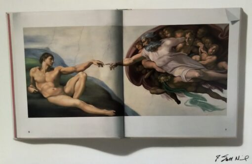 The Creation of Adam 01